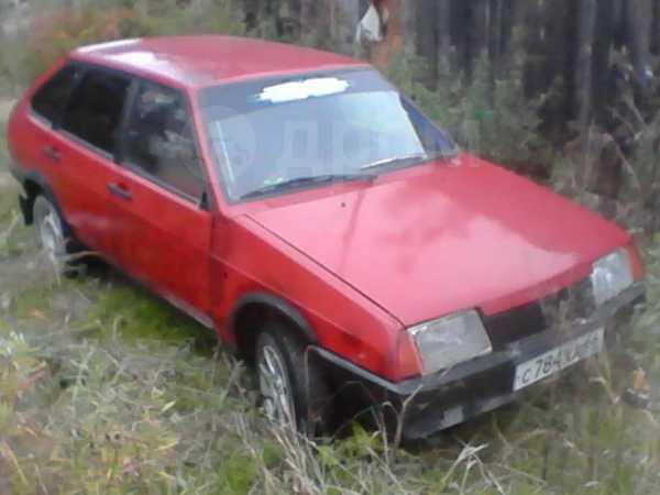 Лада 2109, 1996 год, 25 000 руб.
