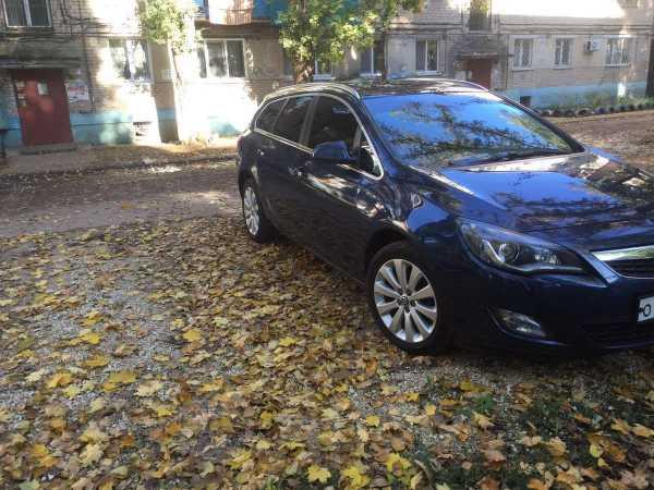 Opel Astra, 2011 год, 580 000 руб.