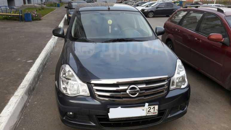 Nissan Almera, 2015 год, 445 000 руб.