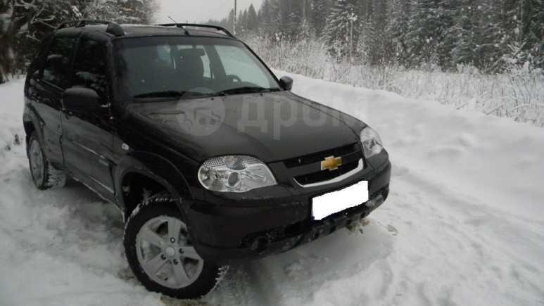 Chevrolet Niva, 2014 год, 550 000 руб.