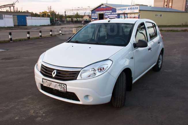 Renault Sandero, 2014 год, 399 000 руб.
