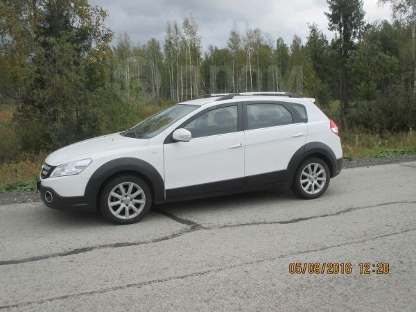 Dongfeng H30 Cross, 2014 год, 550 000 руб.
