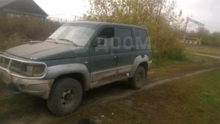 УАЗ Симбир, 2001 год, 225 000 руб.