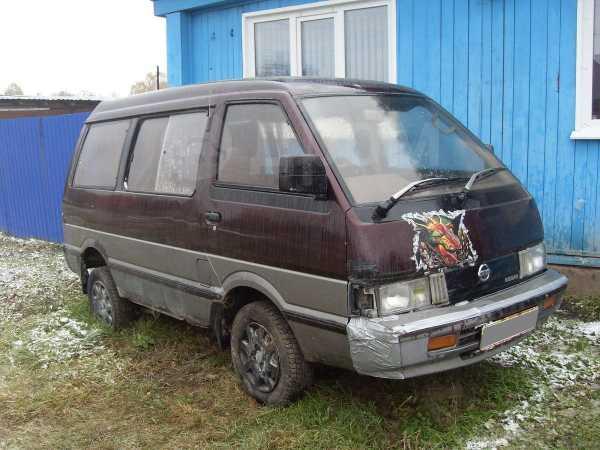 Nissan Vanette, 1989 год, 120 000 руб.