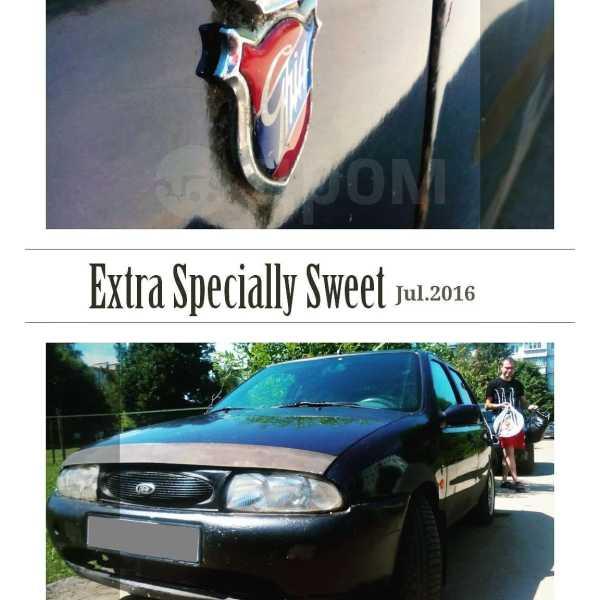 Ford Fiesta, 1997 год, 40 000 руб.