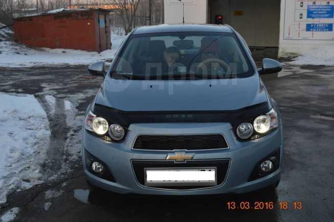Chevrolet Aveo, 2013 год, 460 000 руб.