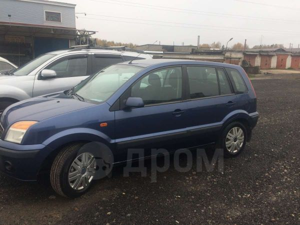 Ford Fusion, 2006 год, 263 000 руб.