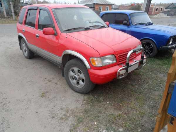 Kia Sportage, 1996 год, 175 000 руб.