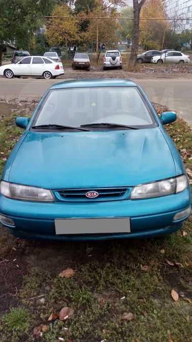 Kia Sephia, 1998 год, 80 000 руб.