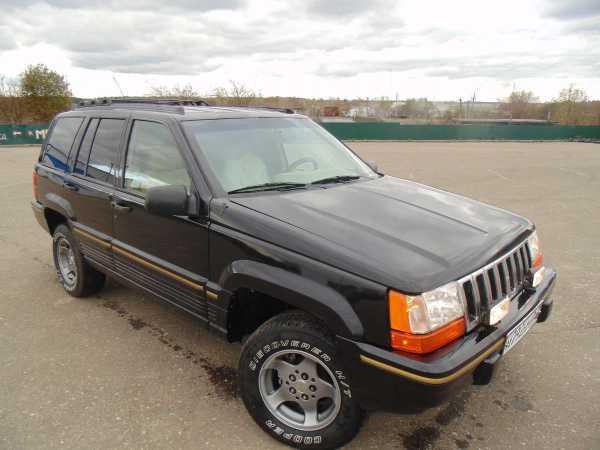 Jeep Grand Cherokee, 1994 год, 295 000 руб.
