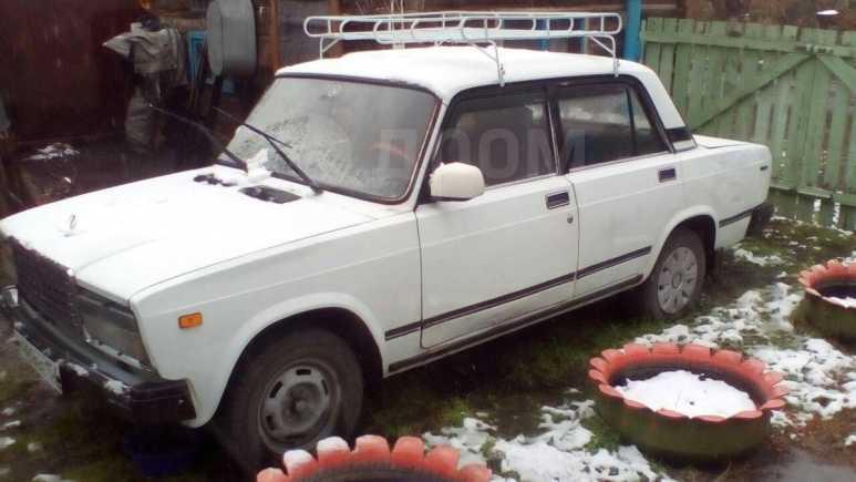 Лада 2107, 2002 год, 55 000 руб.