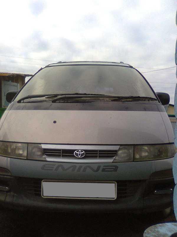Toyota Estima Emina, 1992 год, 140 000 руб.