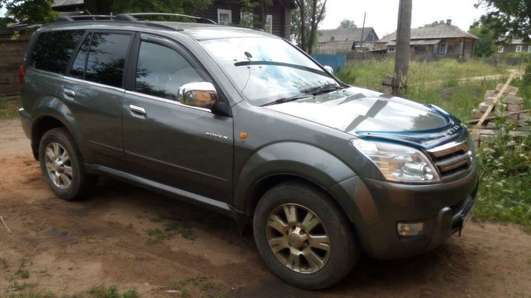 Great Wall Hover, 2008 год, 430 000 руб.