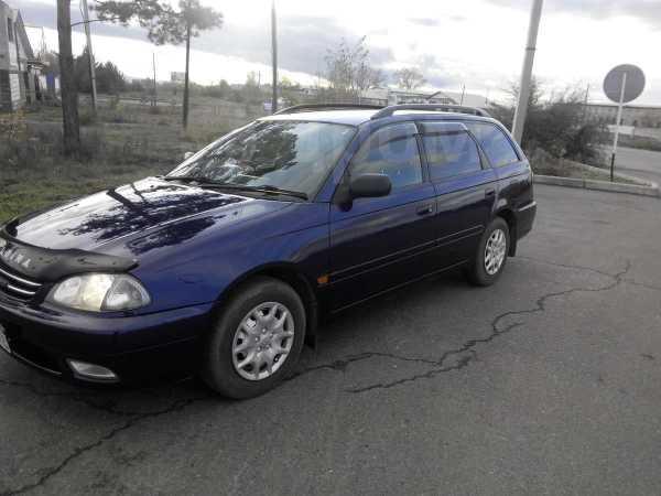 Toyota Caldina, 2002 год, 323 000 руб.