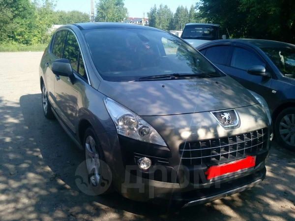Peugeot 3008, 2012 год, 720 000 руб.