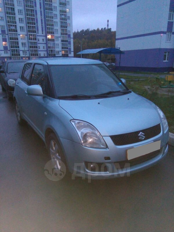 Suzuki Swift, 2008 год, 350 000 руб.