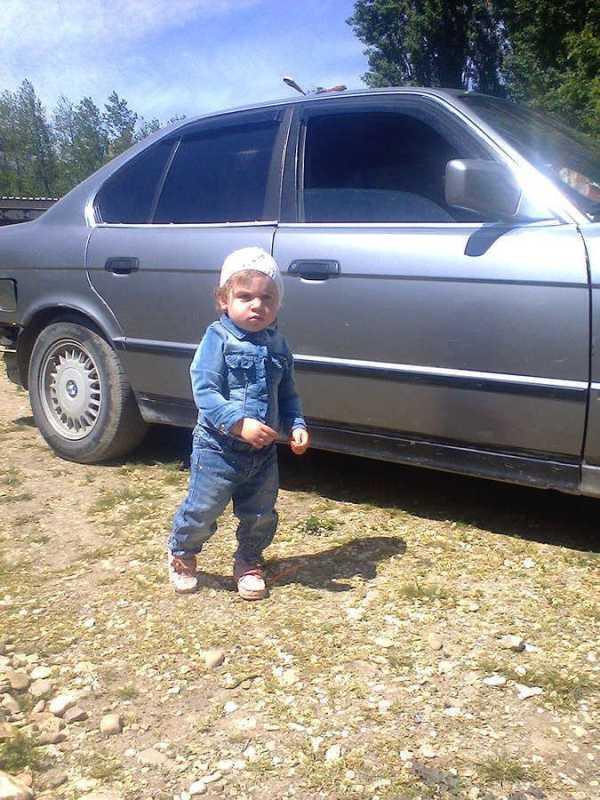 BMW 5-Series, 1990 год, 165 000 руб.