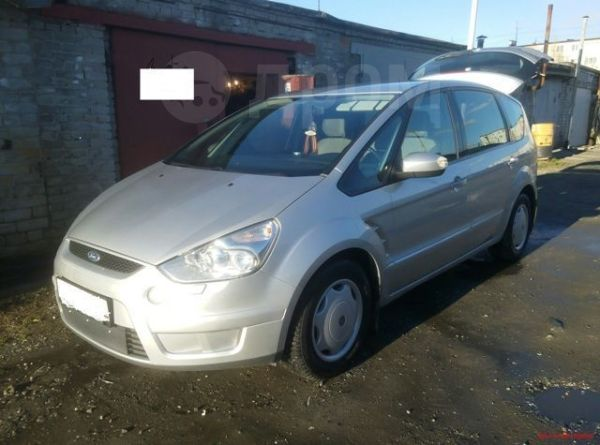 Ford S-MAX, 2007 год, 475 000 руб.