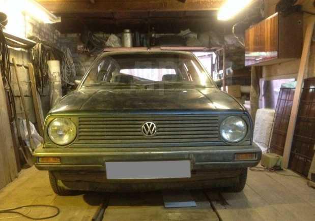 Volkswagen Golf, 1985 год, 30 000 руб.