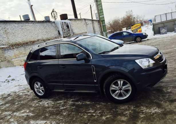 Opel Antara, 2008 год, 580 000 руб.