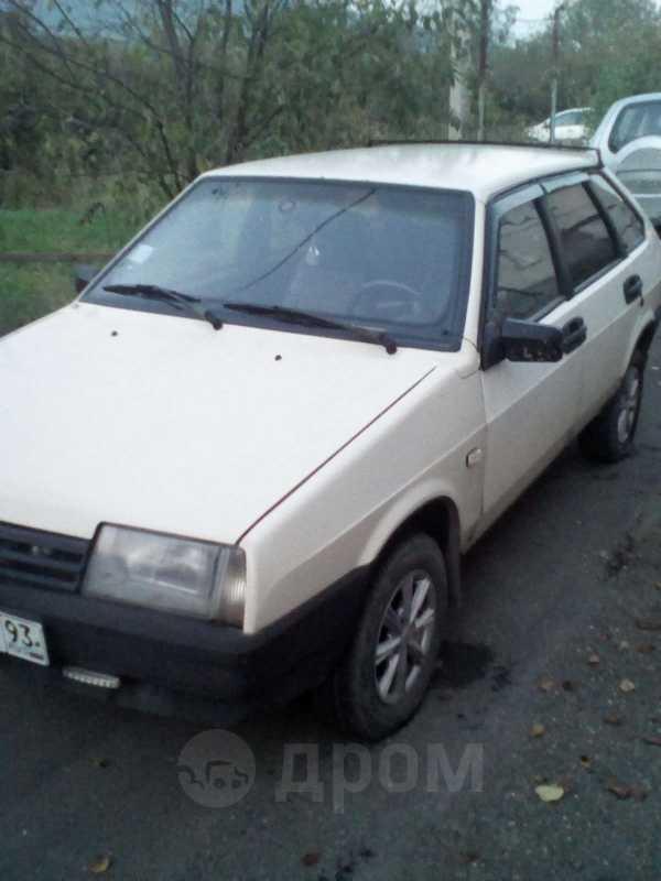 Лада 2109, 1988 год, 45 000 руб.