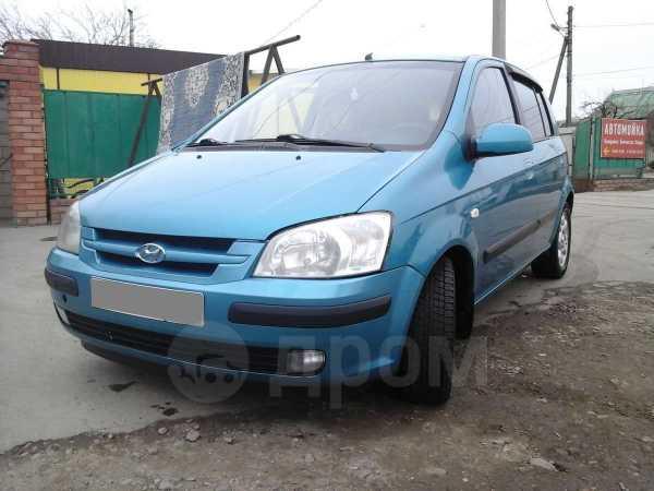 Hyundai Getz, 2004 год, 249 900 руб.