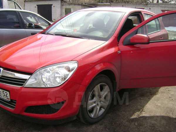 Opel Astra, 2009 год, 500 000 руб.