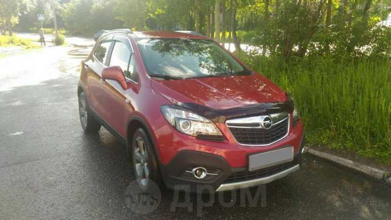 Opel Mokka, 2014 год, 940 000 руб.