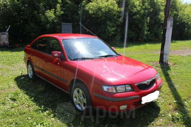 Mazda 626, 1998 год, 115 000 руб.