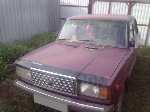 Лада 2107, 2004 год, 50 000 руб.