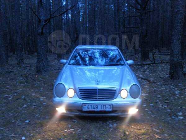 Mercedes-Benz E-Class, 2000 год, 480 000 руб.