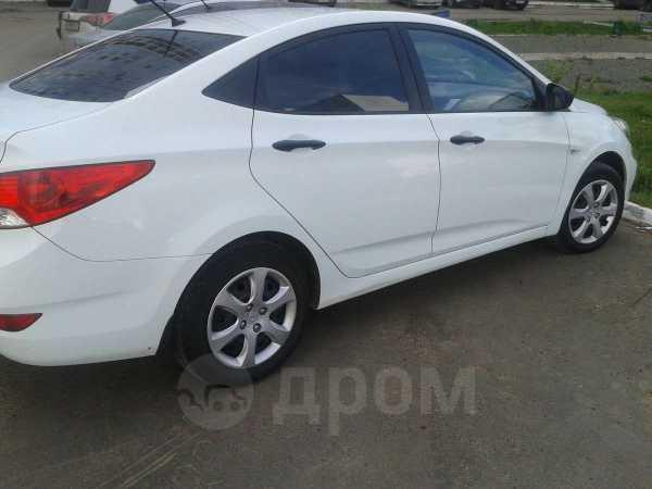 Hyundai Solaris, 2013 год, 410 000 руб.