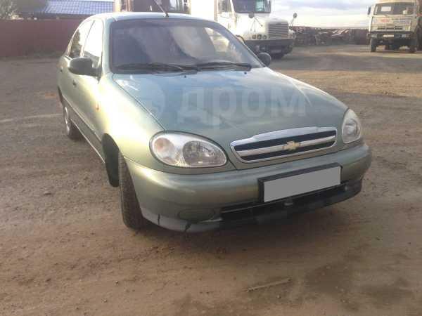 Chevrolet Lanos, 2007 год, 90 000 руб.