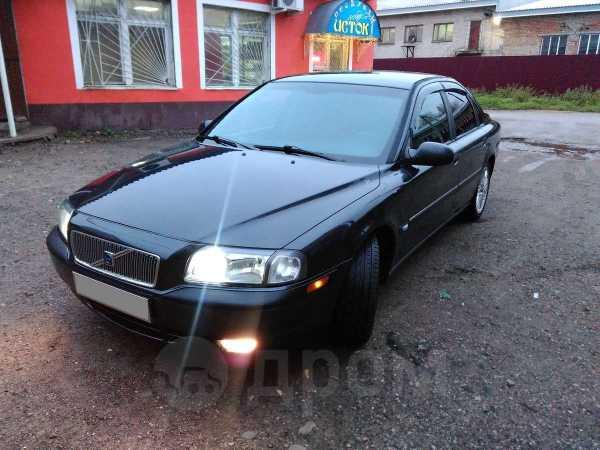 Volvo S80, 2001 год, 333 000 руб.