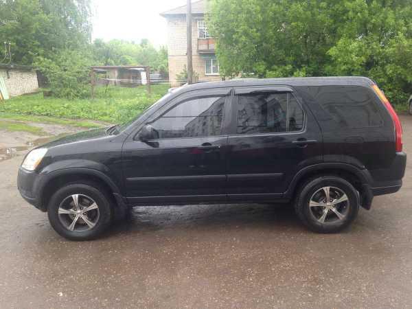 Honda CR-V, 2003 год, 350 000 руб.