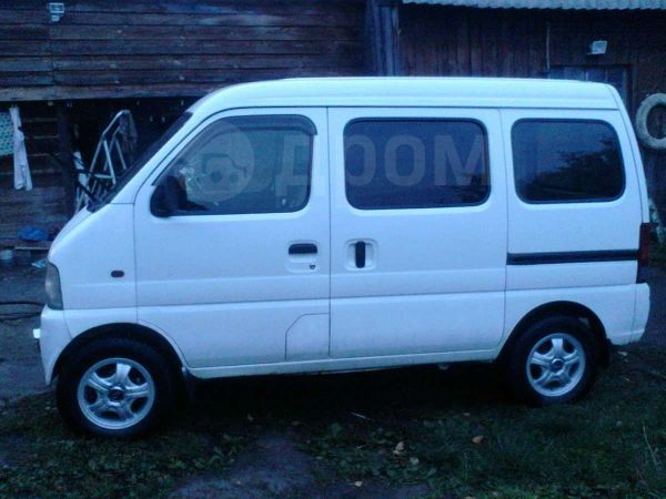 Suzuki Every, 2004 год, 130 000 руб.