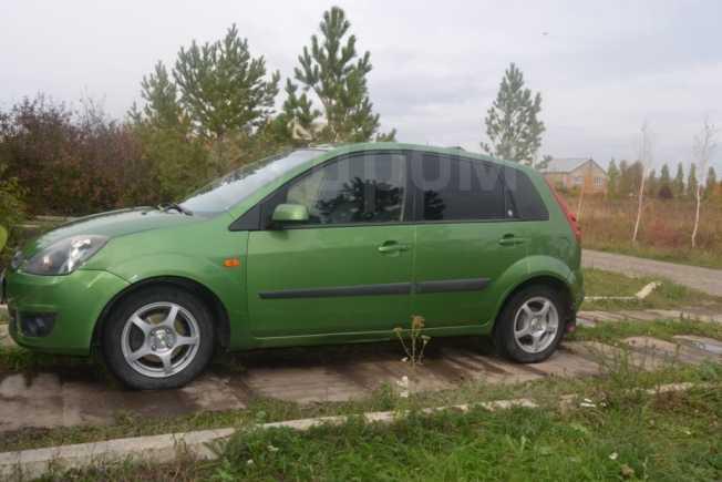 Ford Fiesta, 2007 год, 240 000 руб.