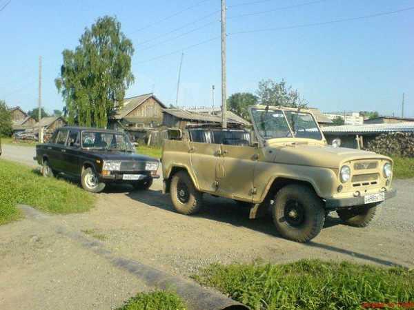 УАЗ 469, 1976 год, 430 000 руб.