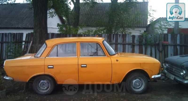 Москвич Москвич, 1984 год, 25 000 руб.