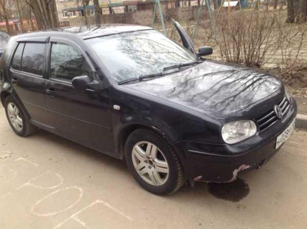 Volkswagen Golf, 2003 год, 210 000 руб.