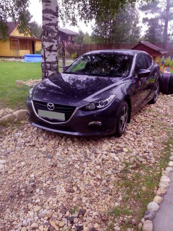 Mazda Mazda3, 2014 год, 880 000 руб.
