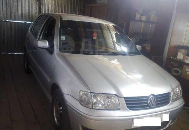 Volkswagen Polo, 2000 год, 110 000 руб.