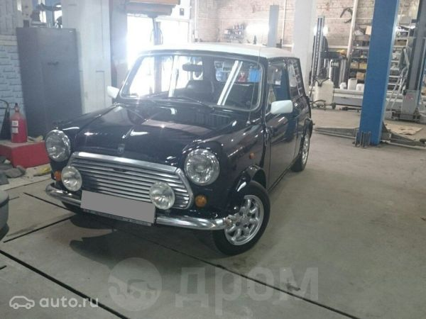Rover Mini, 1990 год, 400 000 руб.