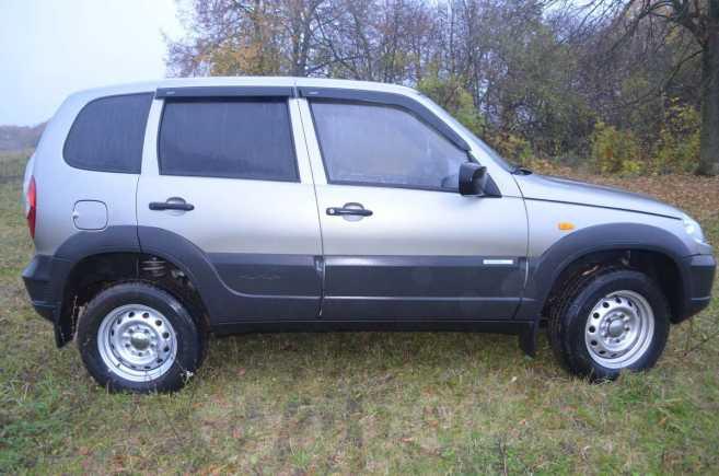Chevrolet Niva, 2011 год, 370 000 руб.