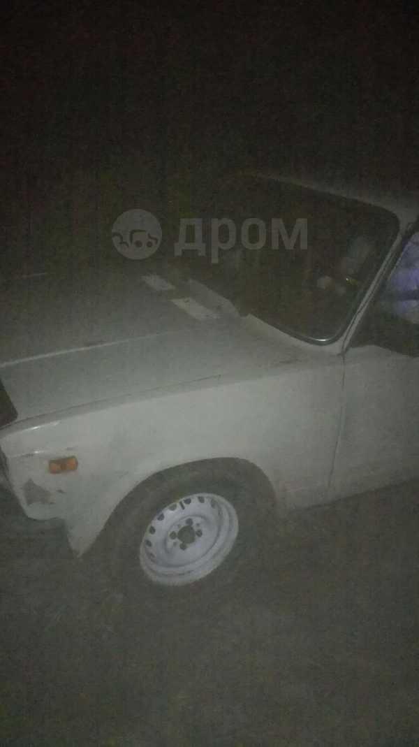 Лада 2107, 1988 год, 20 000 руб.