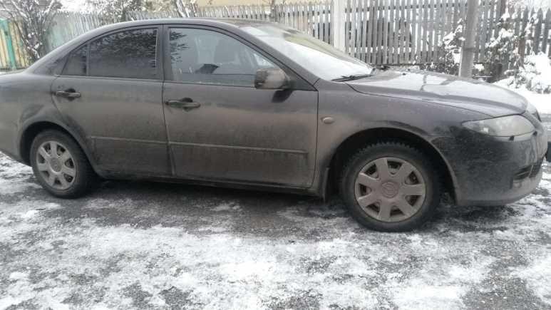 Mazda Mazda6, 2006 год, 500 000 руб.