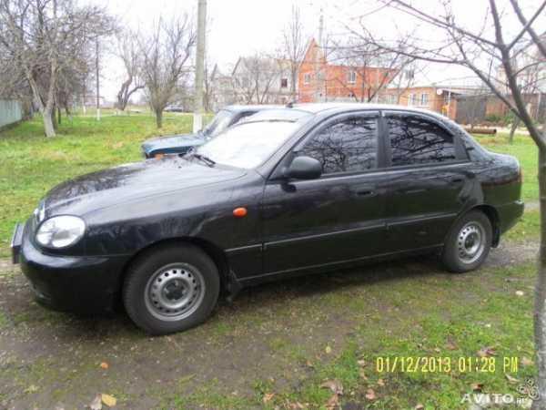 ЗАЗ Шанс, 2010 год, 250 000 руб.