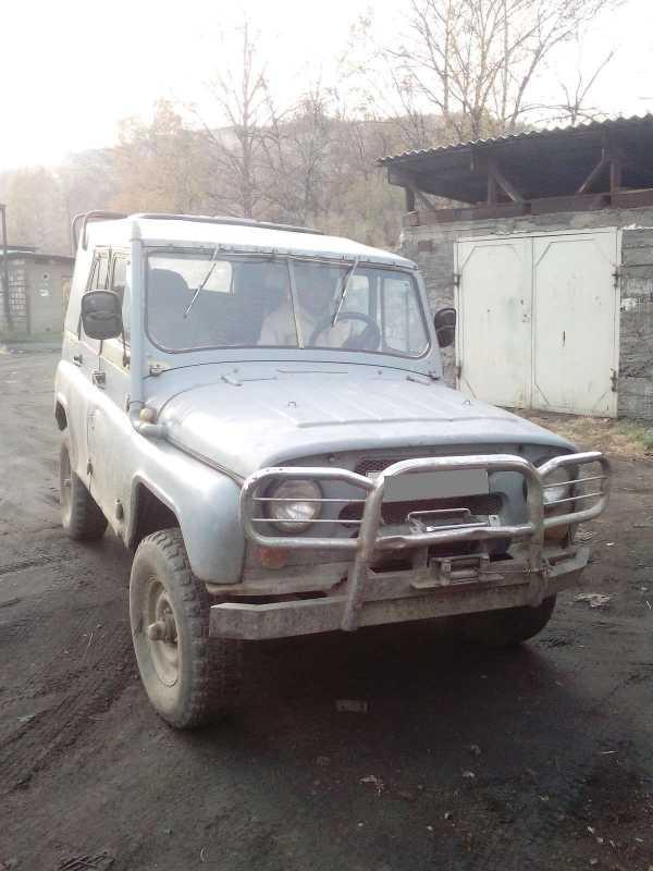 УАЗ 3151, 1989 год, 115 000 руб.