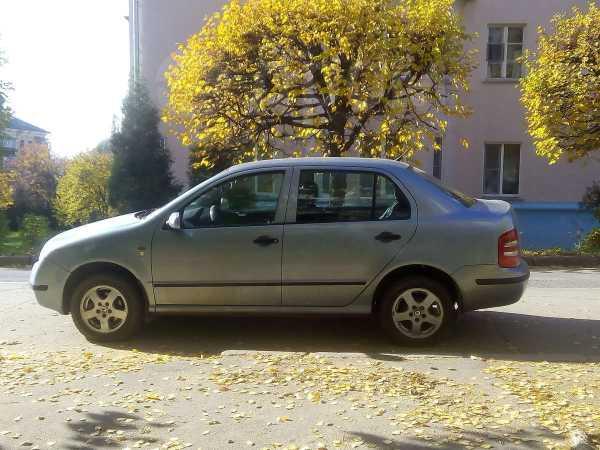 Skoda Fabia, 2002 год, 190 000 руб.
