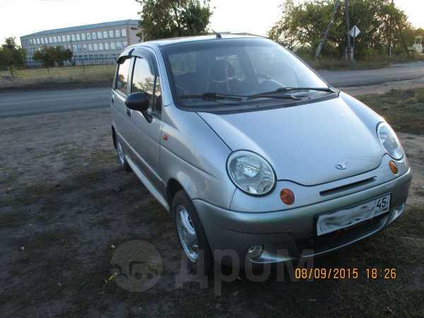Daewoo Matiz, 2005 год, 110 000 руб.